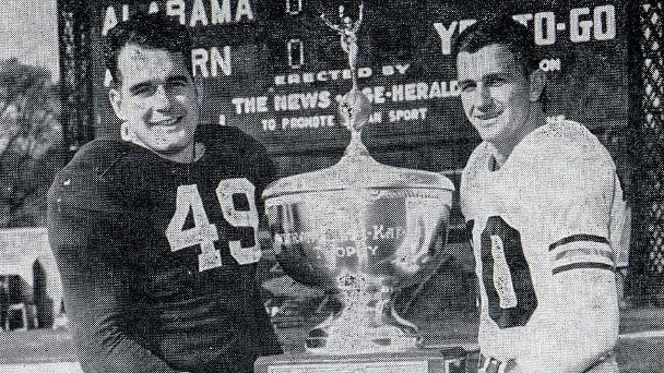 Strange but true stories from the 40-year Iron Bowl hiatus