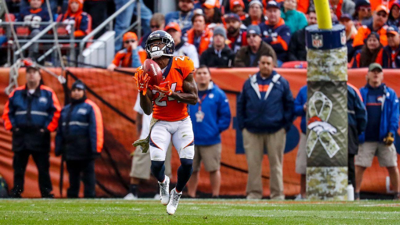 Denver Broncos cortaron al back defensivo Adam 'Pacman' Jones
