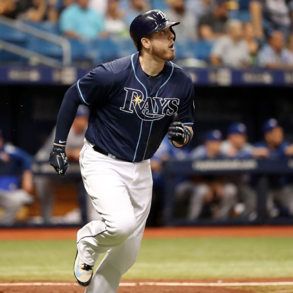 Rays DFA C.J. Cron after career-high 30 homers
