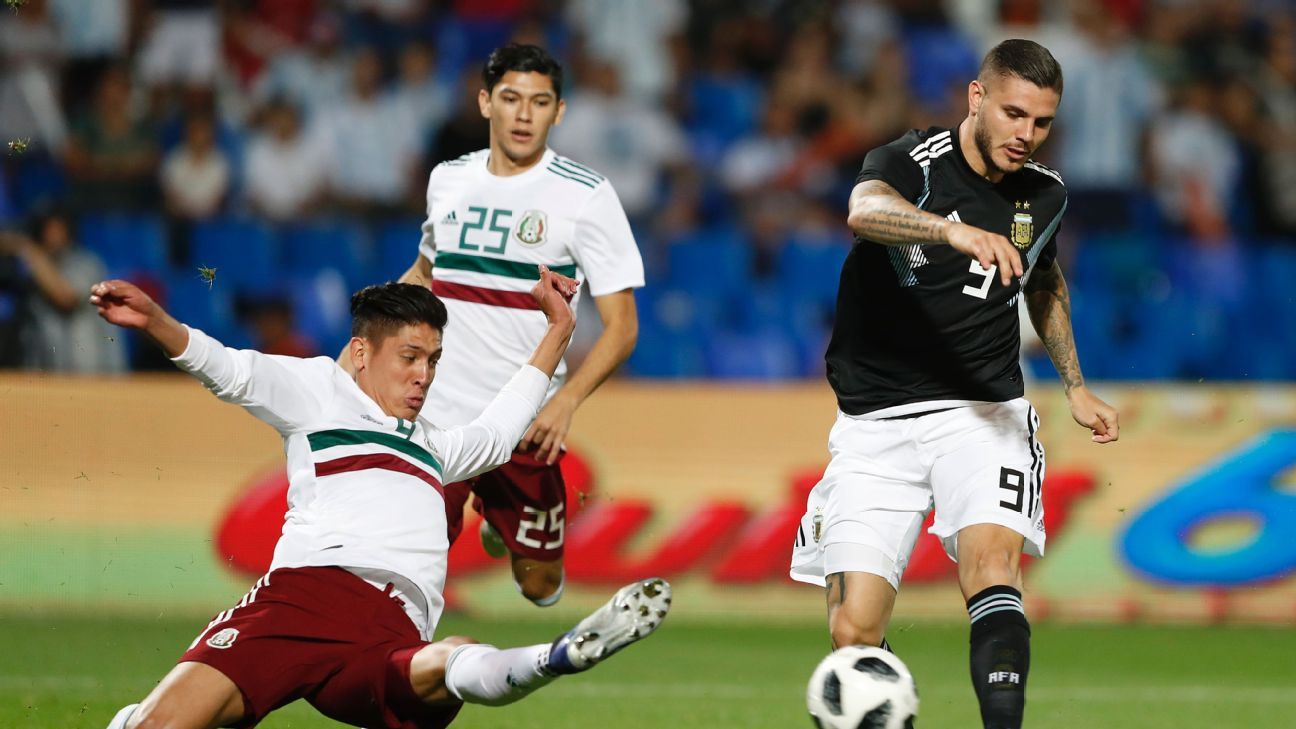Edson Alvarez 7/10 but Mexico struggles to contain Argentina attack