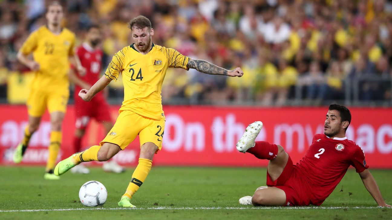 Martin Boyle delighted to be playing for Australia: 'I'm extremely proud to represent this country'