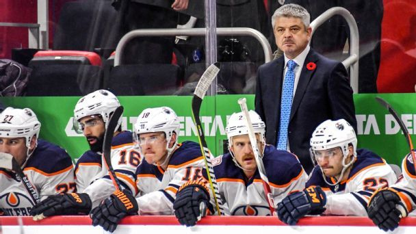 Why have so many NHL coaches gotten fired this season?