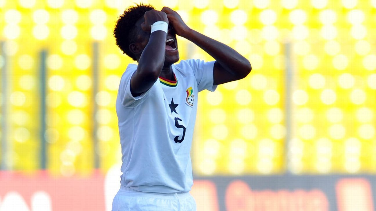 AWCON hosts Ghana eliminated by Cameroon