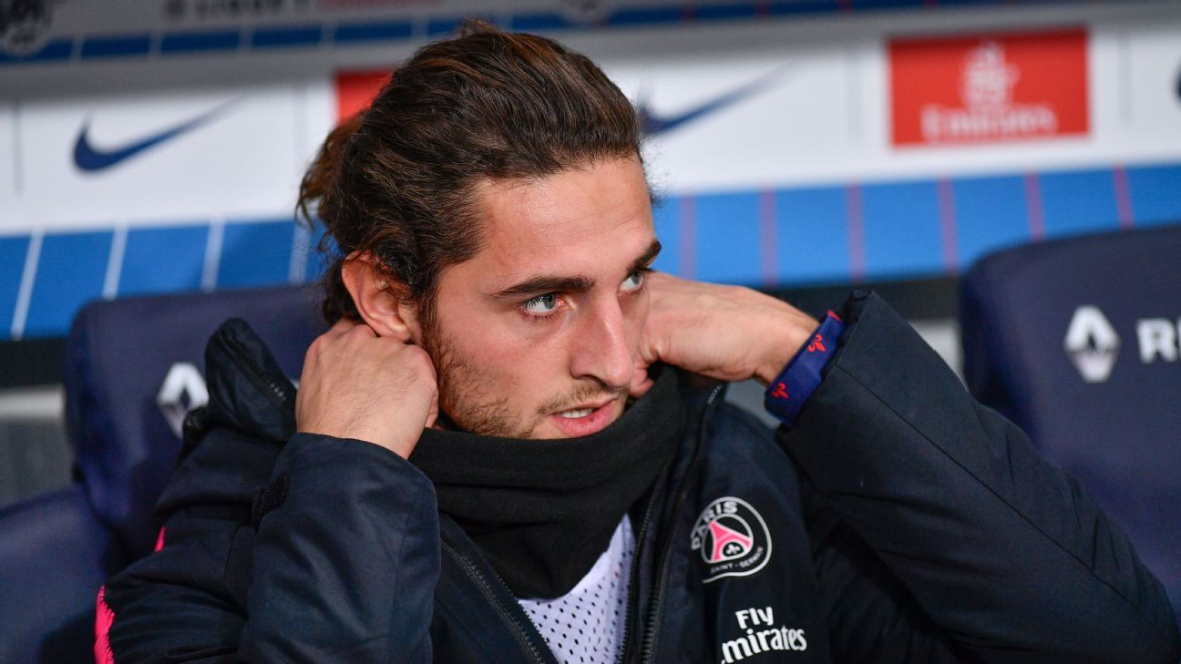 PSG and Adrien Rabiot contract saga turns ugly but what does the future hold?