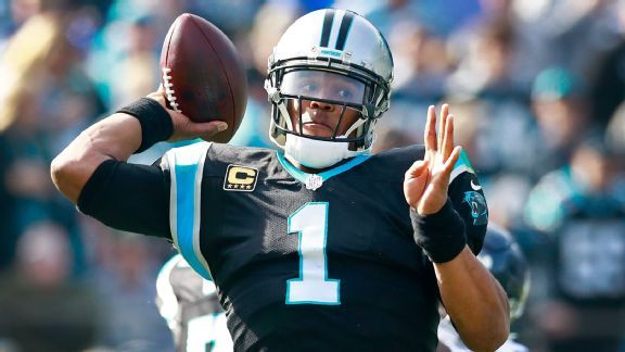 Cam Newton's health key to whether Panthers reload or rebuild