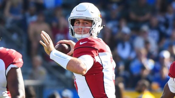Kliff Kingsbury ready to find out what makes Josh Rosen 'tick'