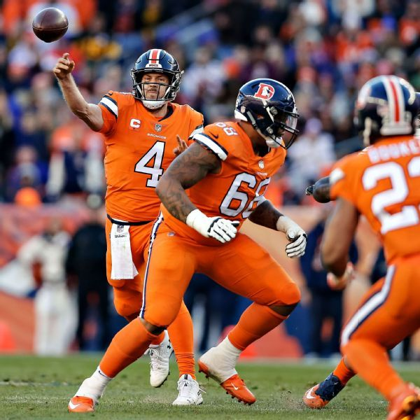 What do Broncos need to do to fix their offense?