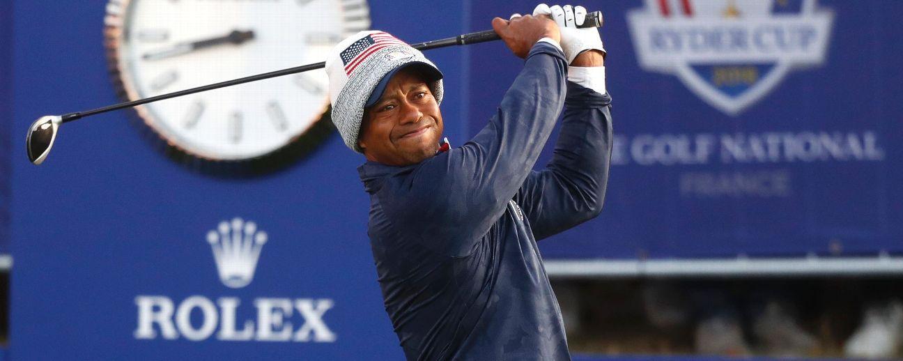 Tiger Woods firma acuerdo de contenido exclusivo con GOLFTV