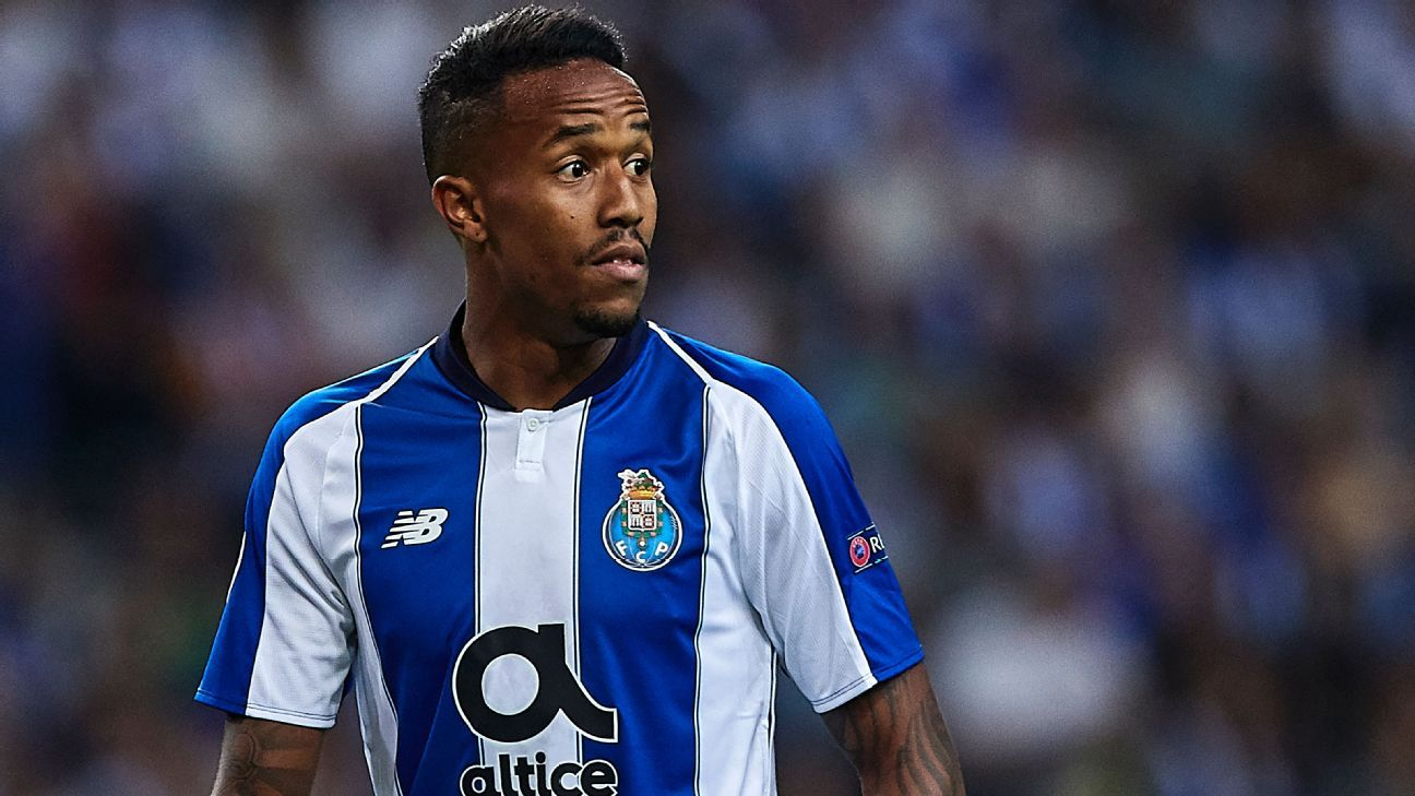 LIVE Transfer Talk: Manchester United eye move for Porto defender Eder Militao