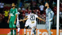 Chapecoense, Brazilian giants Fluminense, Vasco da Gama all mired in tight relegation fight