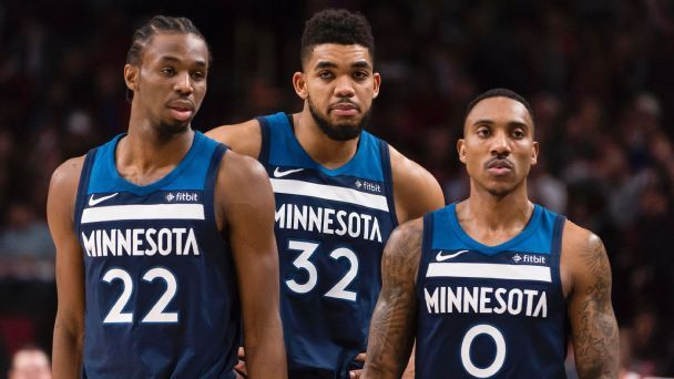 Next moves for the Wolves: Trade, draft and front-office decisions
