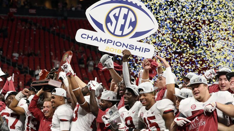 University South Alabama >> Championship - Football