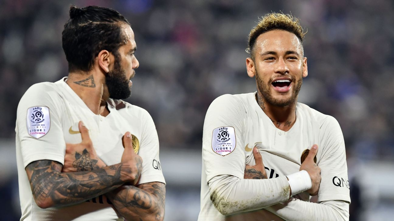 PSG fail to close out Bordeaux, drop first points of season in 2-2 draw