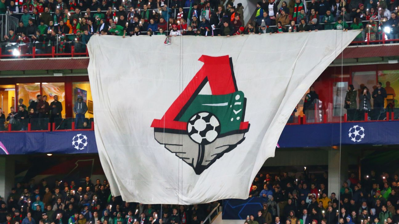 Lokomotiv Moscow confirm death of 18-year-old midfielder Alexei Lomakin