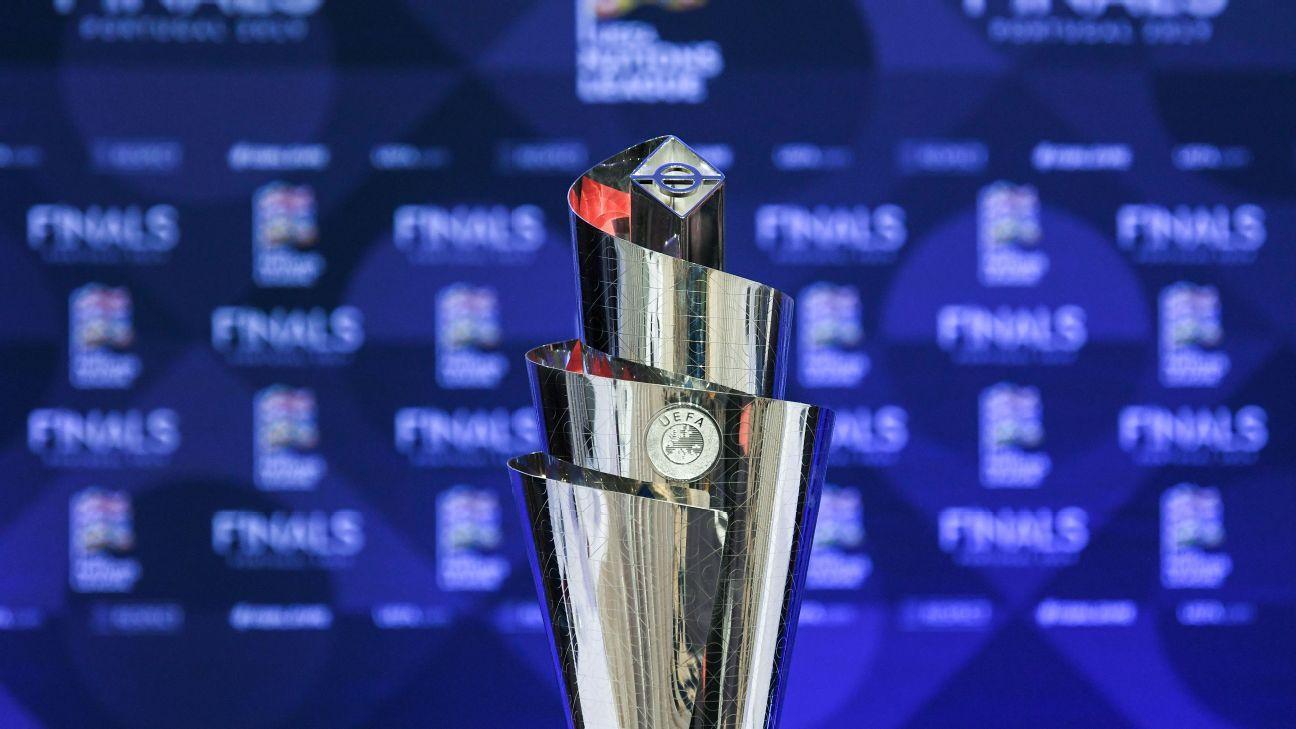 Liga das Nações: Semifinais terão Portugal x Suíça e Inglaterra x Holanda