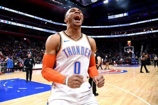 Pushes, scowls erupt in OKC rout of Chicago; cooler heads prevail
