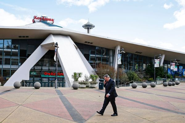 Seattle NHL arena opening pushed to mid-2021