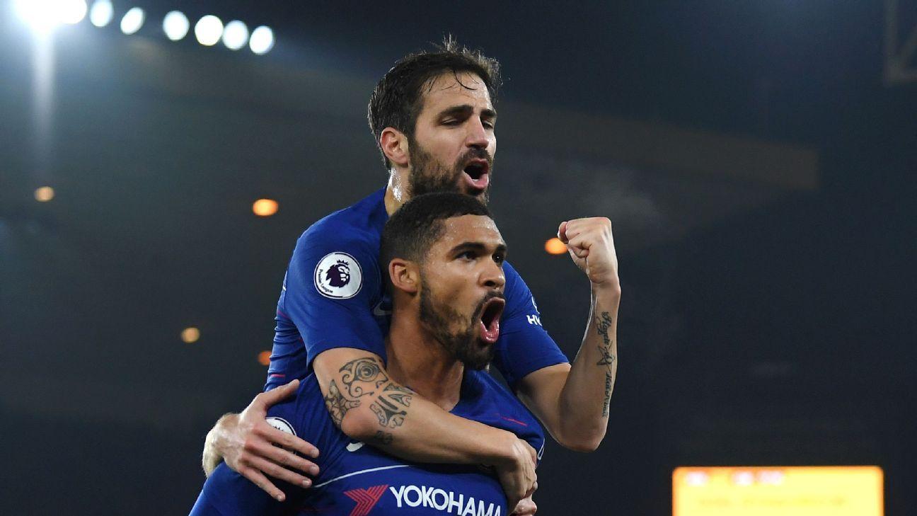 Transfer Talk: Chelsea's Loftus-Cheek a loan target for West Ham, Bournemouth