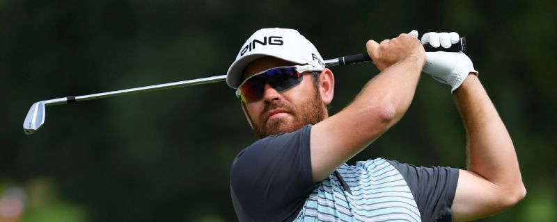 South African Open: Louis Oosthuizen earns early advantage in low-scoring opening round