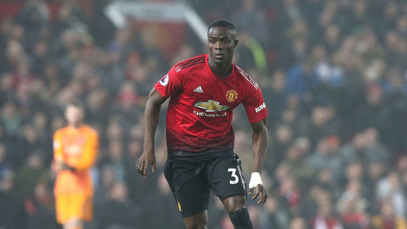 Eric Bailly from Manchester United to Arsenal 'impossible' in January - source
