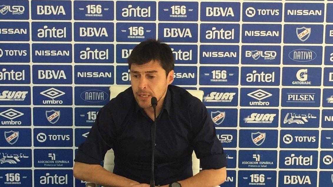 Alexander Medina renunció a Nacional