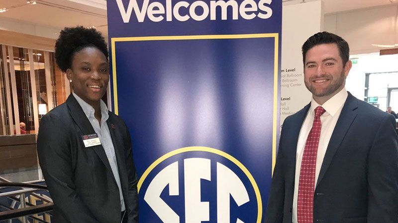 Auburn students enjoy third annual SEC Career Tour