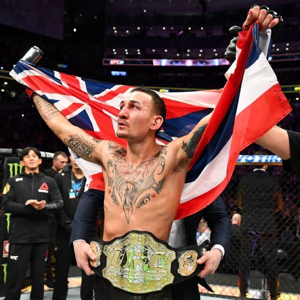 Max Holloway-Dustin Poirier to headline UFC 236