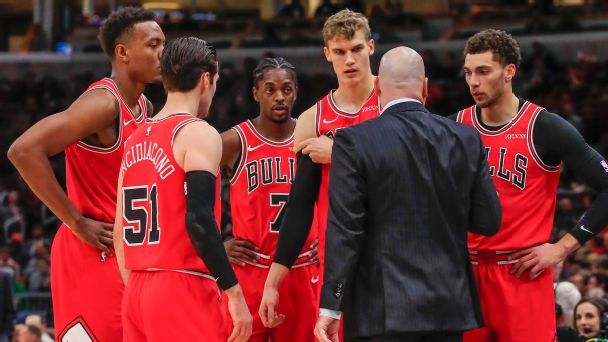 The worst of a forgettable night for the Bulls at the United Center