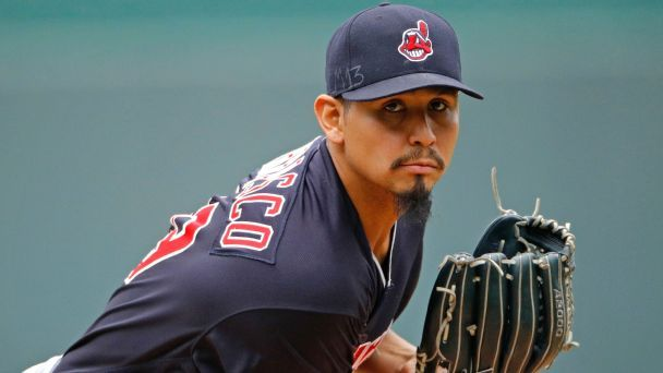Olney: Carrasco's surprising extension changes Indians' plans