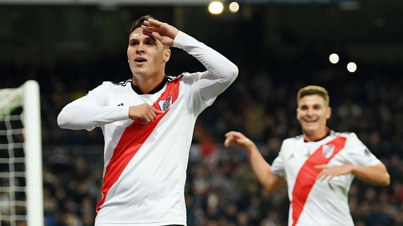 Copa Libertadores hero Juan Quintero tops Player Power Rankings ahead of Salah