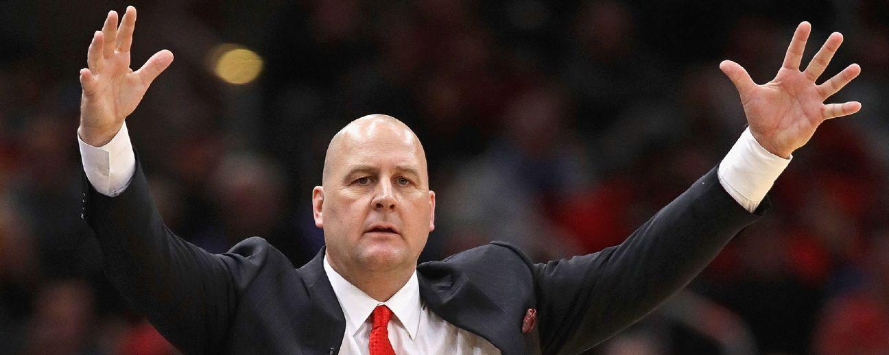 Jugadores de Bulls rechazan estilo agresivo del nuevo coach Jim Boylen
