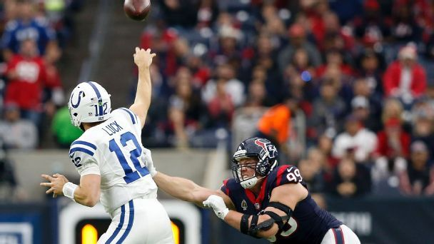 Peyton Manning: Andrew Luck can 'make all the throws' in comeback season