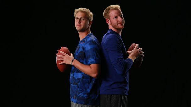 Wentz vs. Goff: The highs, lows and future of the NFL's top, young QB rivalry