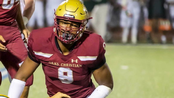 No. 1 overall recruit Kayvon Thibodeaux has the secret to football-life balance