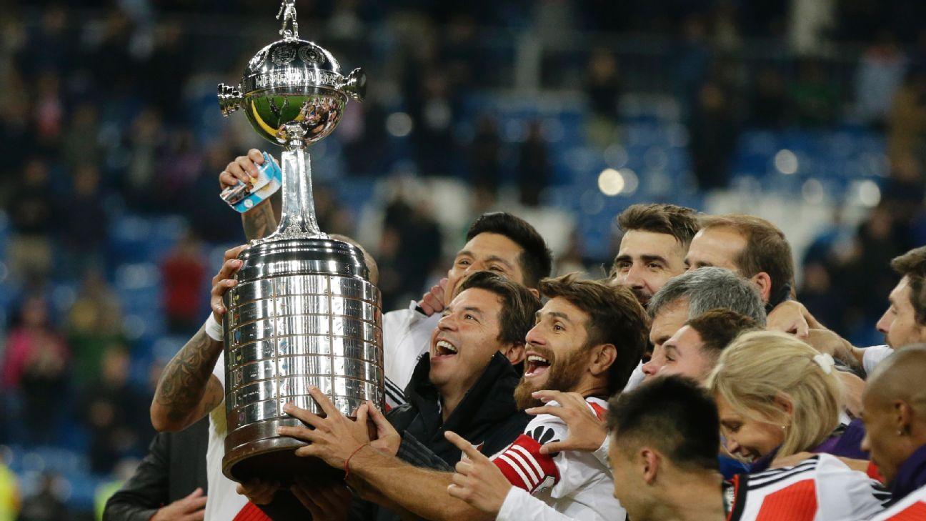 River Plate boss Marcelo Gallardo staying at club amid Europe rumours