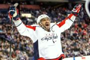 Caps' Ovechkin to make summer trip to China