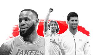 f2e625bfa5 Quem são os 20 atletas mais dominantes de 2018  Descubra