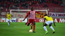 Ex-Manchester City midfielder Yaya Toure leaves Olympiakos after three months