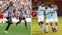 Así fueron los últimos cinco enfrentamientos entre Alianza Lima y Sporting Cristal