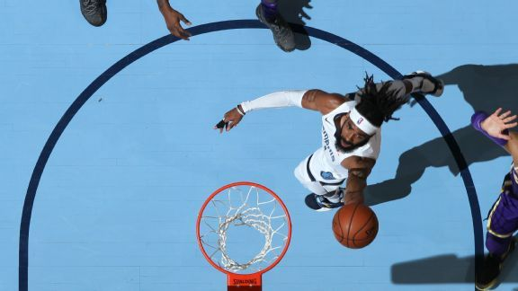 Should you trust Mike Conley to keep rolling in fantasy?