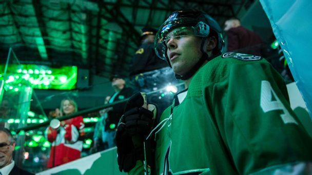 Stars rookie Miro Heiskanen living up to Texas-sized expectations