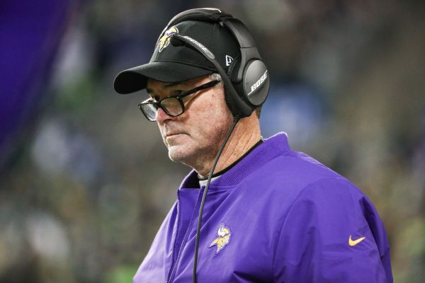 After firing team's OC, coach Mike Zimmer to be more involved in offense