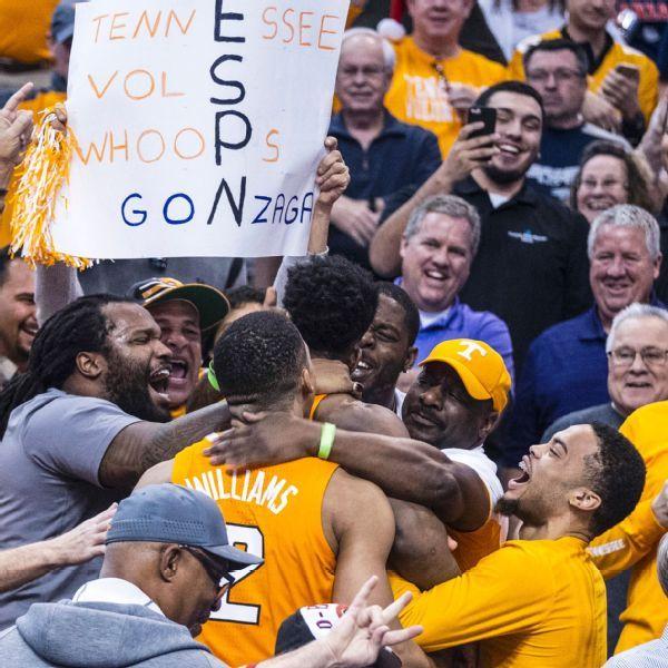 This week in college hoops: The Volunteers are very real