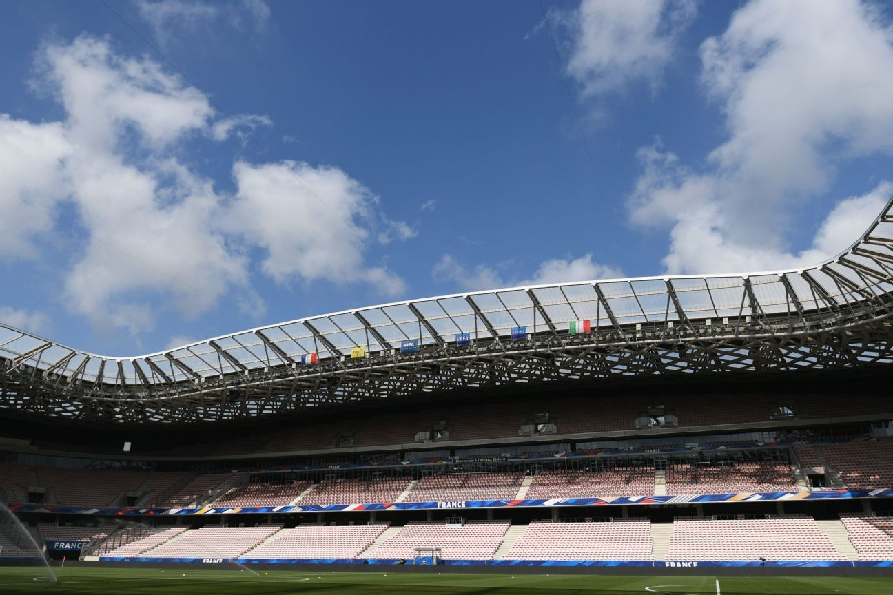 Two Ligue 1 matches postponed due to security concerns