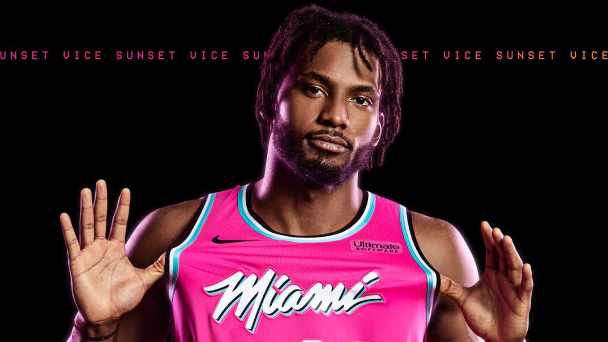 How the Heat made the coolest jerseys in the NBA