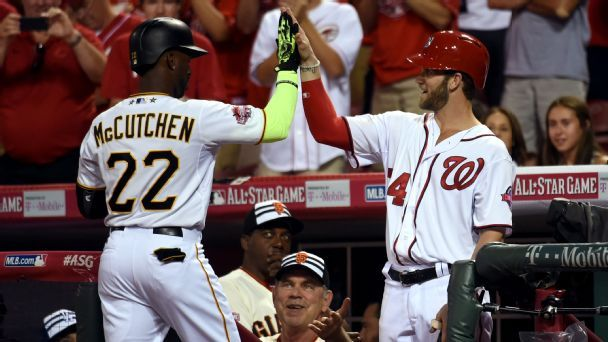 Cutch, Harper and Machado in Phillies lineup? Not so fast