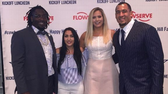 Cowboys' Tyrone Crawford and DeMarcus Lawrence have family bond