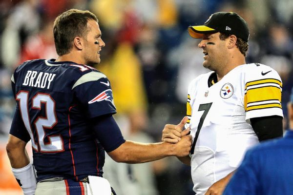 Patriots' season opens against Steelers