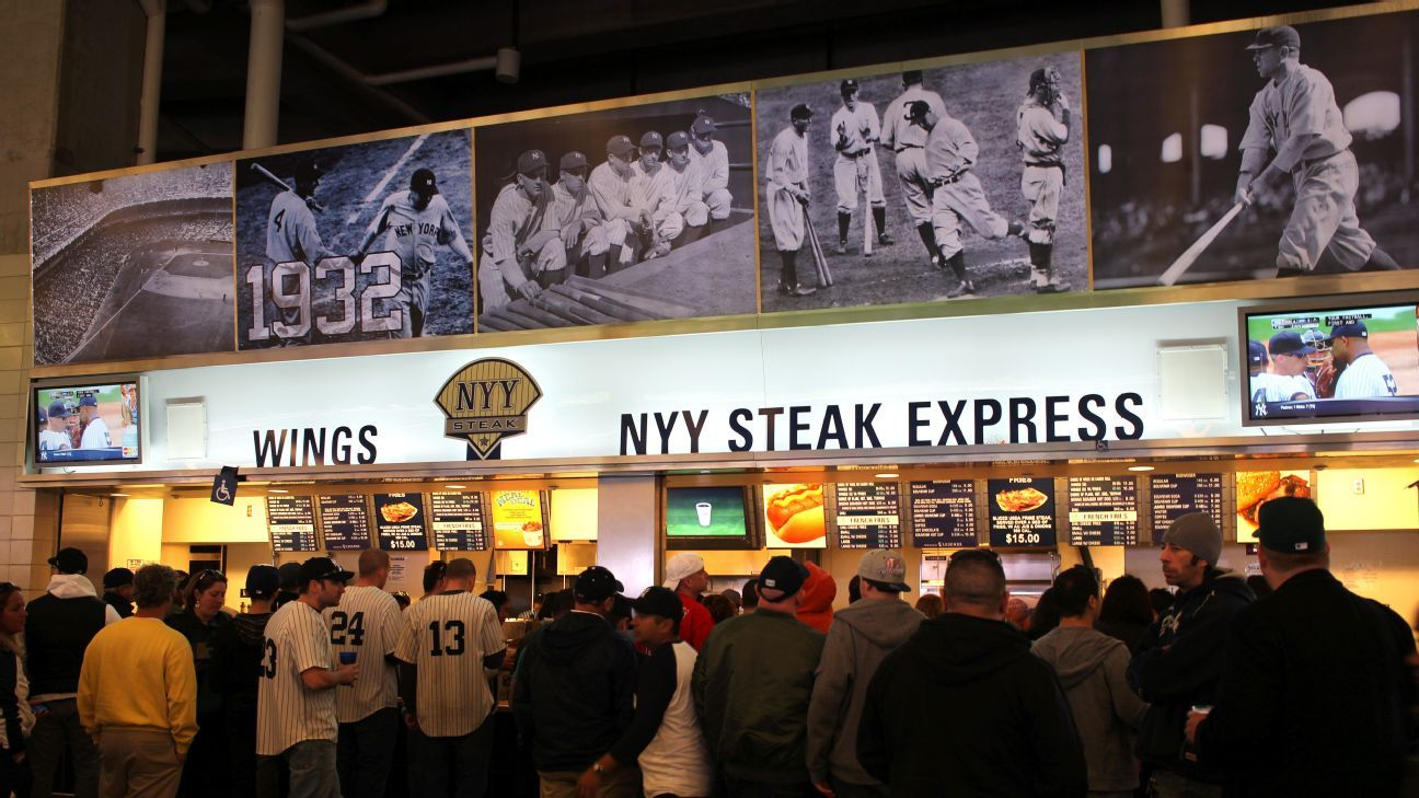 Yankees aseguran cumplir con exigencias de higiene de Cd. de Nueva York