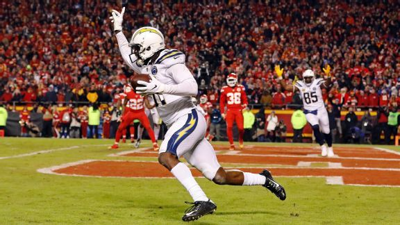 Mike Williams rescues Chargers, reminds NFL he's a big-time playmaker